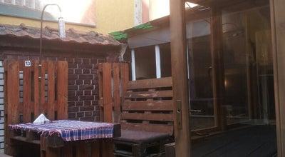 Photo of Pizza Place Hallall Pizza at Prishtine, Kosovo