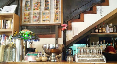Photo of Bookstore Ampersand on Crown Cafe Bar & Bookstore at 413 Crown St, Surry Hills, NS 2010, Australia