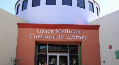 Photo of Library Grace Mellman Community Library at 41000 County Center Dr, Temecula, CA 92591, United States