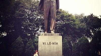 Photo of Park Công Viên Lê Nin (Lenin Park) at Điện Biên Phủ, Ba Đình, Vietnam