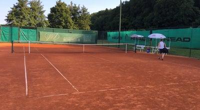 Photo of Tennis Court Tenis Centar San-Spin at Miroševečina 2, Zagreb 10000, Croatia
