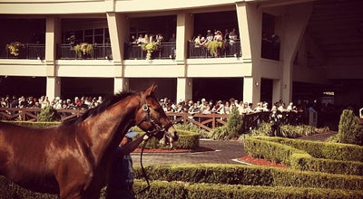 Photo of Racetrack Fair Grounds Race Course & Slots at 1751 Gentilly Blvd, New Orleans, LA 70119, United States