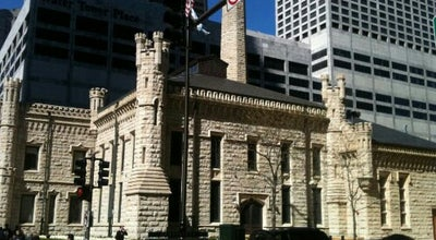 Photo of Arcade water tower place at 902 N Michigan Ave, Chicago, IL 60611, United States