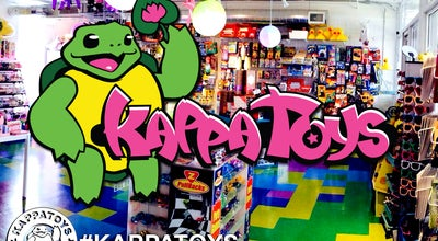 Photo of Toy / Game Store Kappa Toys at 707 Fremont St, Las Vegas, NV 89101, United States
