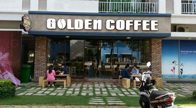 Photo of Cafe Golden Coffee at Vietnam