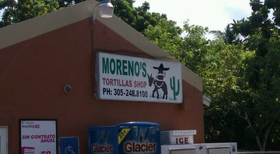 Photo of Mexican Restaurant Morenos at 439 W Palm Dr, Homestead, FL 33034, United States