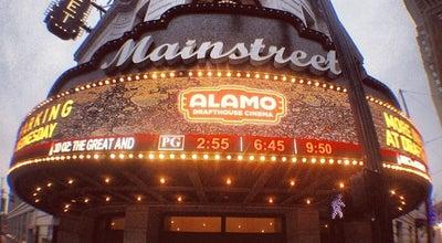Photo of Movie Theater Alamo Drafthouse Mainstreet at 1400 Main St, Kansas City, MO 64105, United States