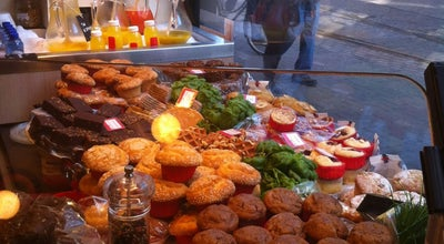 Photo of Breakfast Spot B&B Lunchroom at Leidsestraat 44, Amsterdam 1017 PC, Netherlands