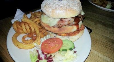 Photo of American Restaurant West Coast Rock Cafe at 5-7 Abingdon St, Blackpool FY1 1DG, United Kingdom