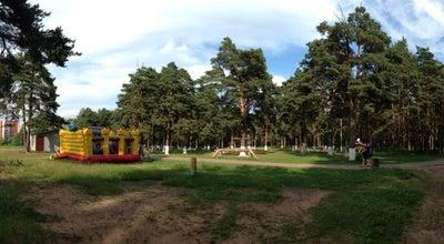 Photo of Park Бобачевская Роща at Tver', Russia