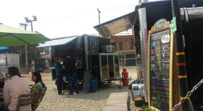 Photo of Food Truck Gourmet Sabana Food Trailer at Variante Chía-cota. Frente A Hard Body, Colombia