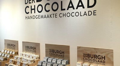 Photo of Chocolate Shop Van der Burgh Chocolaad at Vrouwenregt 2, Delft 2611 KK, Netherlands