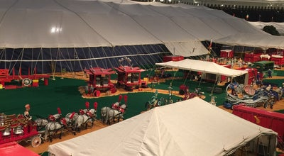Photo of History Museum Ringling Miniature Circus at Sarasota, FL, United States