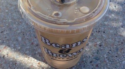 Photo of Coffee Shop Beans & Brews at 5633 W 6200 S, West Valley City, UT 84118, United States