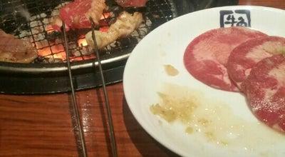 Photo of BBQ Joint 炭火焼肉  牛角  高田店 at 東本町3-1-38, 上越市, Japan