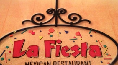 Photo of Mexican Restaurant La Fiesta at 3805 Tinsley Dr, High Point, NC 27265, United States