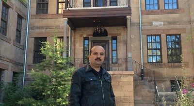 Photo of Historic Site Eski Amerikan Koleji at Turkey