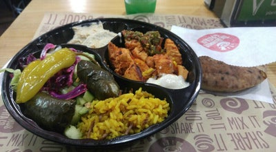 Photo of Fast Food Restaurant The Hummus and Pita Co. at 815 Broadway, New York City, NY 10003, United States