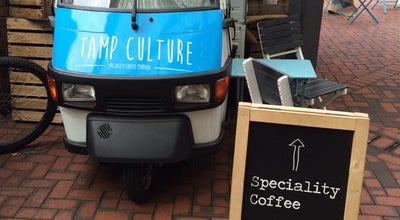 Photo of Coffee Shop Tamp Culture Coffee at Gun St, Reading RG1 2AG, United Kingdom