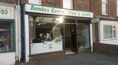 Photo of Fish and Chips Shop Bamboo Garden at Eastbourne, United Kingdom