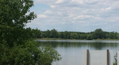 Photo of Trail Floradale Dam at Wallenstein, On, Canada