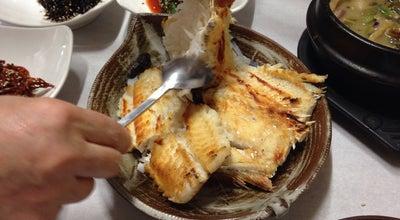 Photo of Korean Restaurant 고덕식당 at 봉곡동 3-10, 진주시, South Korea