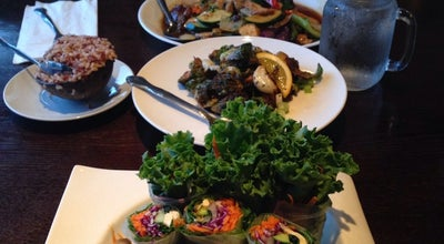 Photo of Vegetarian / Vegan Restaurant Araya's Place - Vegan Thai at 8101 1/2 Beverly Blvd, Los Angeles, CA 90048, United States