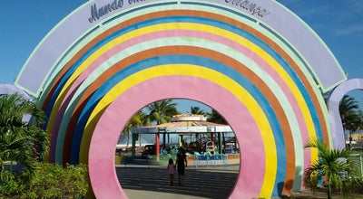 Photo of Playground Mundo Maravilhoso da Criança at Av. Santos Dummont, Aracaju, Brazil