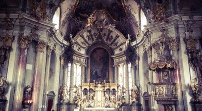 Photo of Church Wallfahrtskirche Mariä Heimsuchung (Käppele) at Spittelbergweg 21, Würzburg 97082, Germany