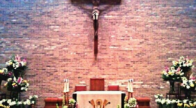 Photo of Church Holy Family Catholic Church at Abilene, TX 79606, United States