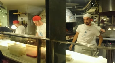 Photo of Pizza Place Franco Manca at 124 Bermondsey St, London SE1 3TX, United Kingdom