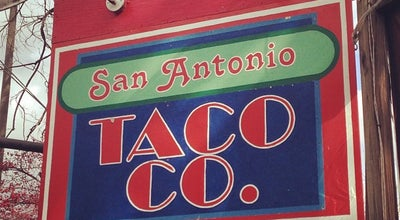 Photo of Taco Place San Antonio Taco Co. at 416 21st Ave S, Nashville, TN 37203, United States