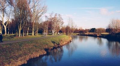 Photo of Park Volkspark Niddatal at Frankfurt am Main 60431, Germany