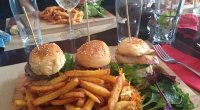 Photo of American Restaurant Le Gotham at 124, Rue De Billancourt, Boulogne-Billancourt 92100, France