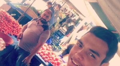 Photo of Farmers Market karaköy semt pazarı at Turkey