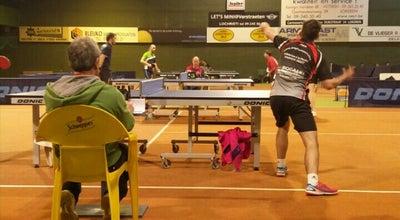 Photo of Tennis Court Tennisclub Topspin at Lange Akker, Zele, Belgium