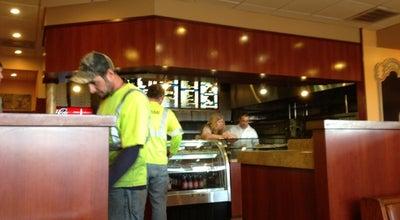Photo of Italian Restaurant La Roma at 401 Horseblock Rd, Farmingville, NY 11738, United States