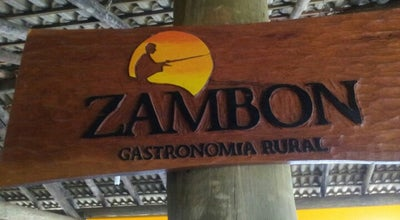 Photo of Brazilian Restaurant Zambon Gastronomia Rural at Jaguariúna, Brazil