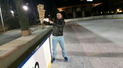 Photo of Roller Rink Winter Tales Ice Skate UNIQ at Turkey