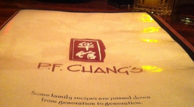 Photo of Chinese Restaurant P.F. Chang's at 100 Cambridgeside Place, Cambridge, MA 02141, United States