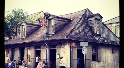 Photo of Dive Bar Lafitte's Blacksmith Shop at 941 Bourbon St, New Orleans, LA 70116, United States