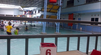 Photo of Water Park Pmp Watersong at Jl.meranti, Pematang siantar, Indonesia