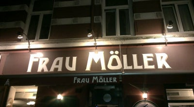 Photo of Pub Frau Möller at Lange Reihe 96, Hamburg 20099, Germany