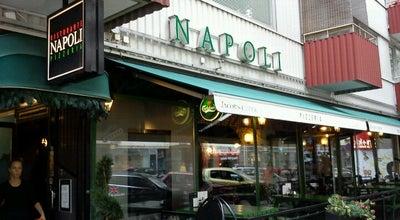 Photo of Pizza Place Pizzeria Napoli Ristorante at Aleksanterinkatu 31, Tampere 33100, Finland