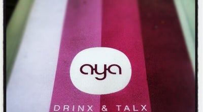 Photo of Lounge AYA Bar at Hardstr. 260, Zürich 8005, Switzerland