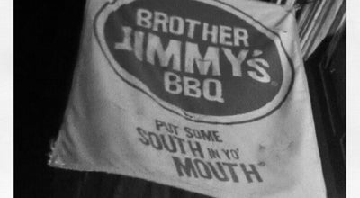 Photo of BBQ Joint Brother Jimmy's BBQ at 116 E 16th St, New York, NY 10003, United States