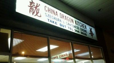 Photo of Chinese Restaurant China Dragon Kitchen at 18 Village Ave, Elmont, NY 11003, United States