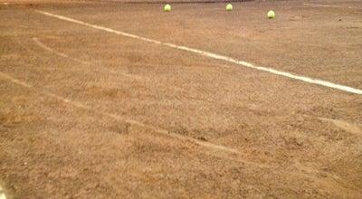 Photo of Tennis Court Racket Sports at Av. Heráclito Rolemberg, S/n, Aracajú 49030-640, Brazil