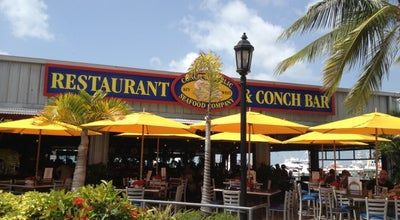 Photo of Seafood Restaurant Conch Republic Seafood Company at 631 Greene St, Key West, FL 33040, United States