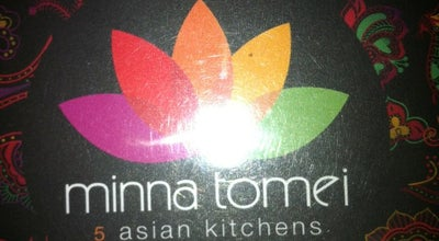 Photo of Asian Restaurant Minna Tomei (מינה טומיי) at Haifa, Israel